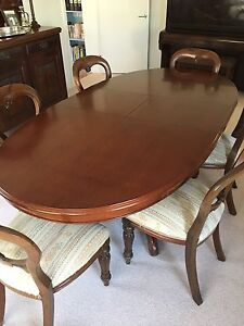 Dining Room Table & Chairs Seaforth Manly Area Preview