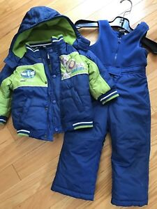 Boys Buzz Lightyear Snowsuit