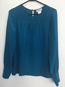Moving Sell - Sonia by Sonia Rykiel Long Sleeve Silk Blouse Bondi Eastern Suburbs Preview