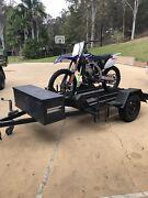 Dirt bike trailer Tallebudgera Gold Coast South Preview