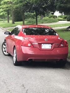 2008 Nissan Altima V6SE