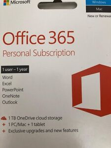 Microsoft Office 365 - FOR SALE Brand New unopened
