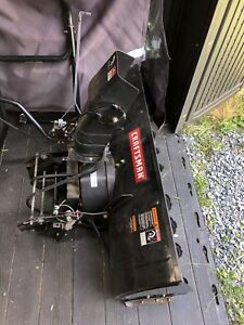 Craftsman Ride-on Mower Snowblower Attachment