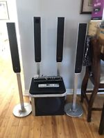 SONY SURROUND SOUND HOME THEATRE SYSTEM WITH DVD