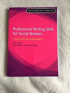 Textbook: Professional Writing Skills for Social Workers Kitchener / Waterloo Kitchener Area image 1