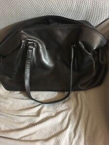 Black Matt and Nat bag