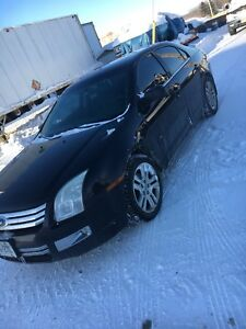 2007 Ford Fusion AWD