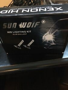 Hid lights.   Hid kit.  Conversion hid kit new.
