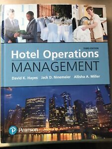 Hotel Operations Management Third Edition