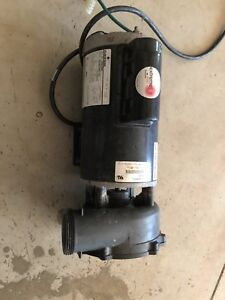 Hot Tub Pump