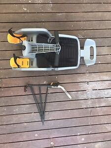 Kids bike seat and carrier as new!!! Canterbury Boroondara Area Preview