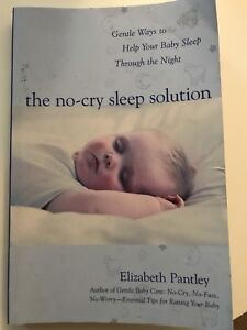 The no-cry solution