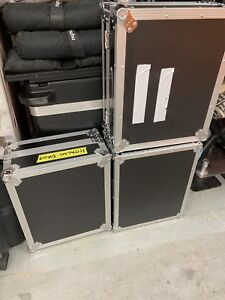 Fly cases in good condition