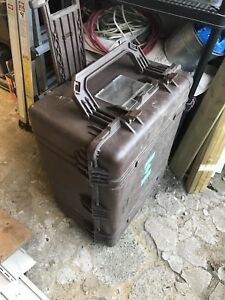 Pelican 1630 case with wheels