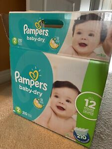 Size 2 Pampers (140)