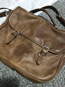 Roots Tribe Messenger Bag