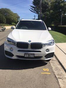 BMW X5 2016 3L Diesel under 20,000km