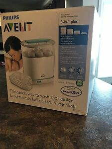 Avent Baby Electric Steam Sterilizer