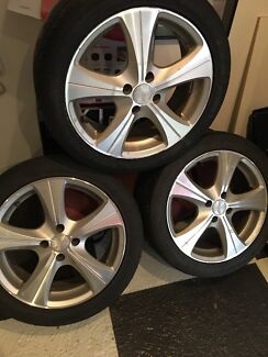 3 of Wheels for a ford Tahmoor Wollondilly Area Preview