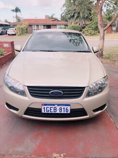 2008 ford falcon ( LPG) Thornlie Gosnells Area Preview