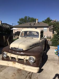 1952 Ford F 100