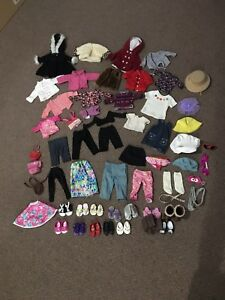"GIANT AMERICAN GIRL 18"" LOT"