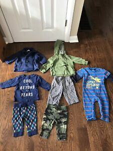 Old Navy, Roots, Hatley 3-6 months Boys