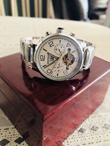 Mont Blanc Men's Swiss Watch: Brand New: FRee Delivery