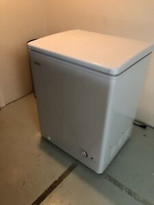 Danby Chest freezer 3.8 cu ft