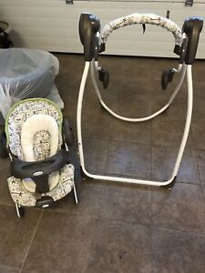 Grace infant swing , 2 Learning walker and toy