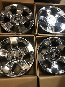 Chevy rims brand new