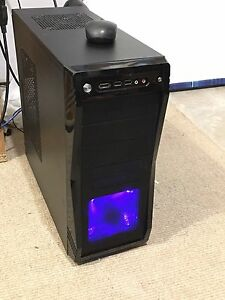 Gaming PC: i7, 16GB RAM, Two HDDs, Two video cards