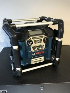 "Bosch power station radio ""Power Boss"""