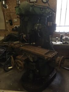 Archdale milling machine