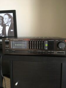 Super clean JVC amp AX400