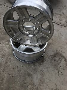 Dodge 8 bolt rims