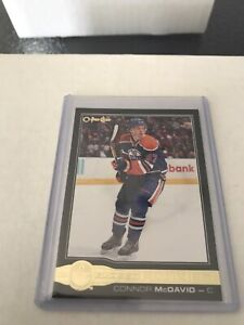Connor McDavid Glossy Rookies