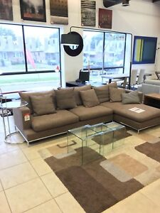 50% off sofa & sectionals. Store closing .