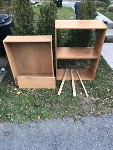 Free bookcases