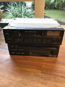 TOYOTA LOGIC CONTROL DECK cassette player + FM transmitter disk player Panorama Mitcham Area Preview