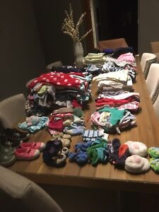 Baby clothes 0-3 years. Maternity clothes.