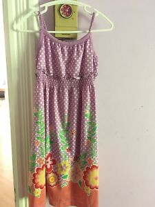 Girls size 5 summer dresses