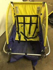 2 Seat Child Bike Trailer/Chariot