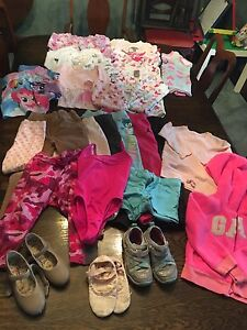 Girls Size 4 collection