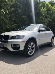 2013 BMW X6 M-sport package