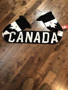 Canada scarf from the Bay. New with tags