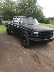 1988 Ford F-150 4x4