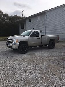2008 Chevy 2500hd Duramax 4x4 certified