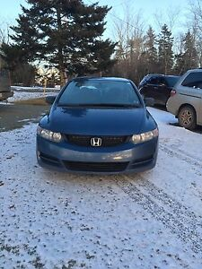 2009 2 door 5 speed Honda Civic