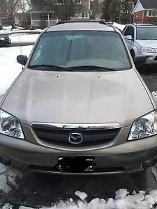 2002 Mazda Tribute (parting out)